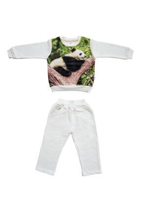 Petitsomething Panda Pijama Takımı