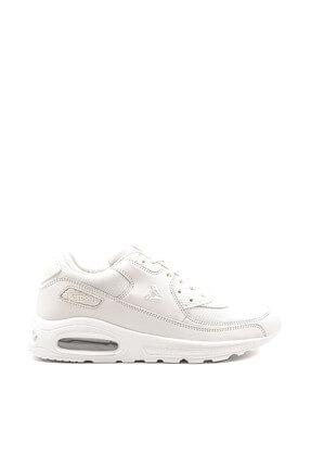 LETOON Erkek Beyaz Spor Ayakkabı - 6003 - 3003 - 001M 6003