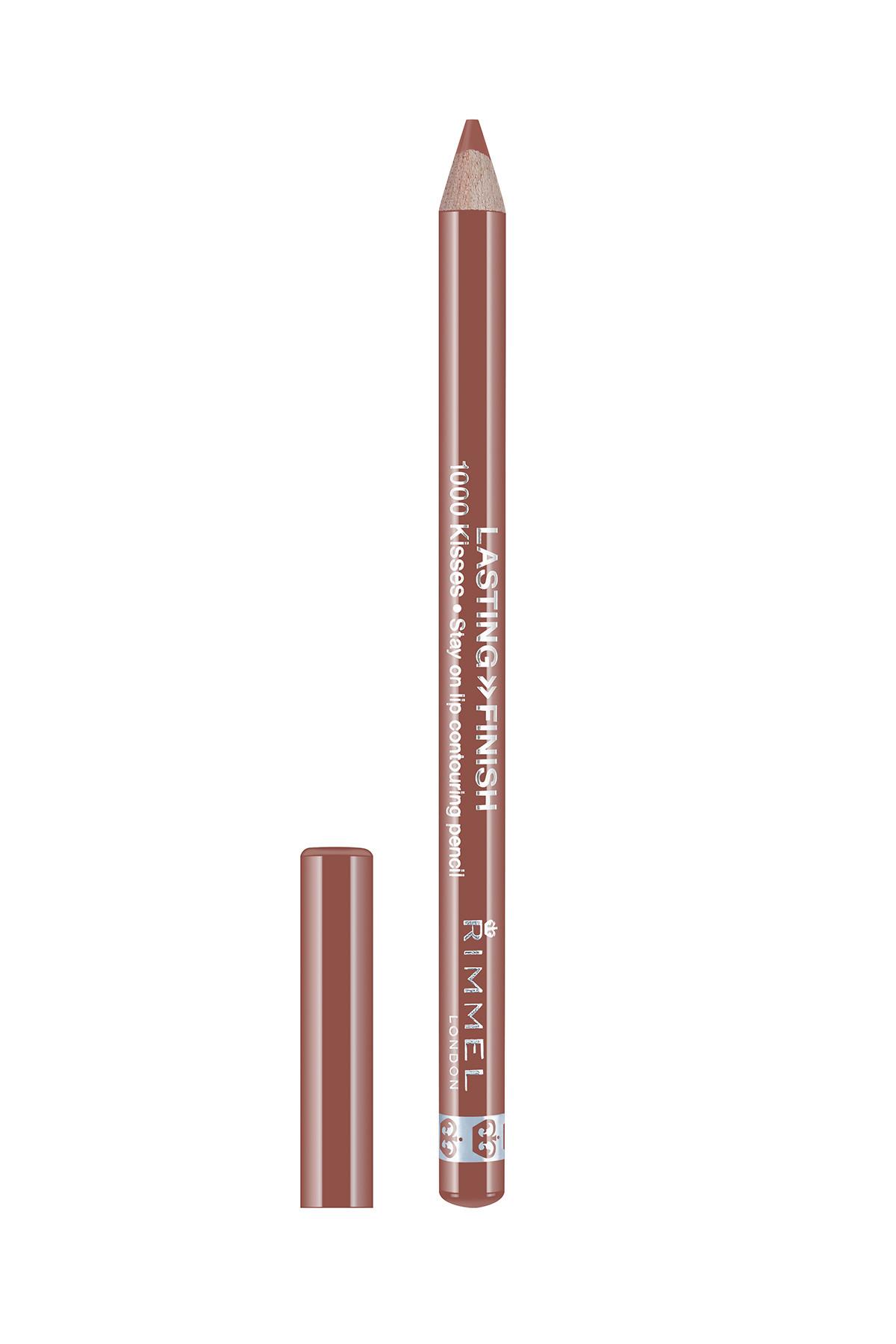 RIMMEL LONDON Dudak Kalemi - Lasting Finish 1000 Kisses Lip Liner 050 Tiramisu 1,2 g 5012874027620 1