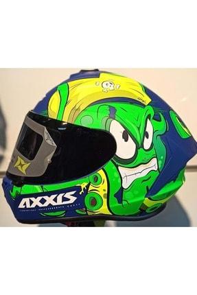 AXXIS Draken Garglen Mat Fluor Green  S