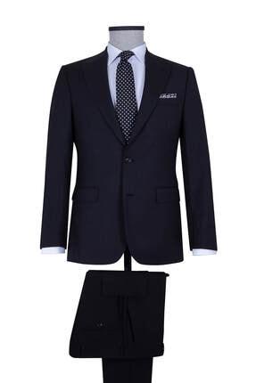 Hatemoğlu Erkek Siyah Slim Fit Takım Elbise