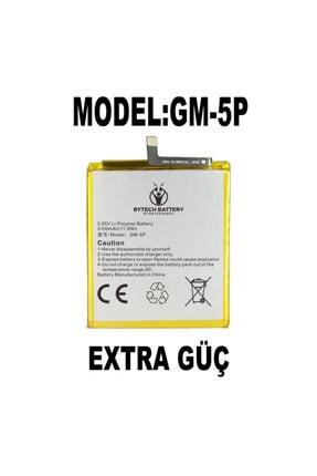 General Mobile Bytech Discovery Gm5 Plus Extra Güçlü Batarya