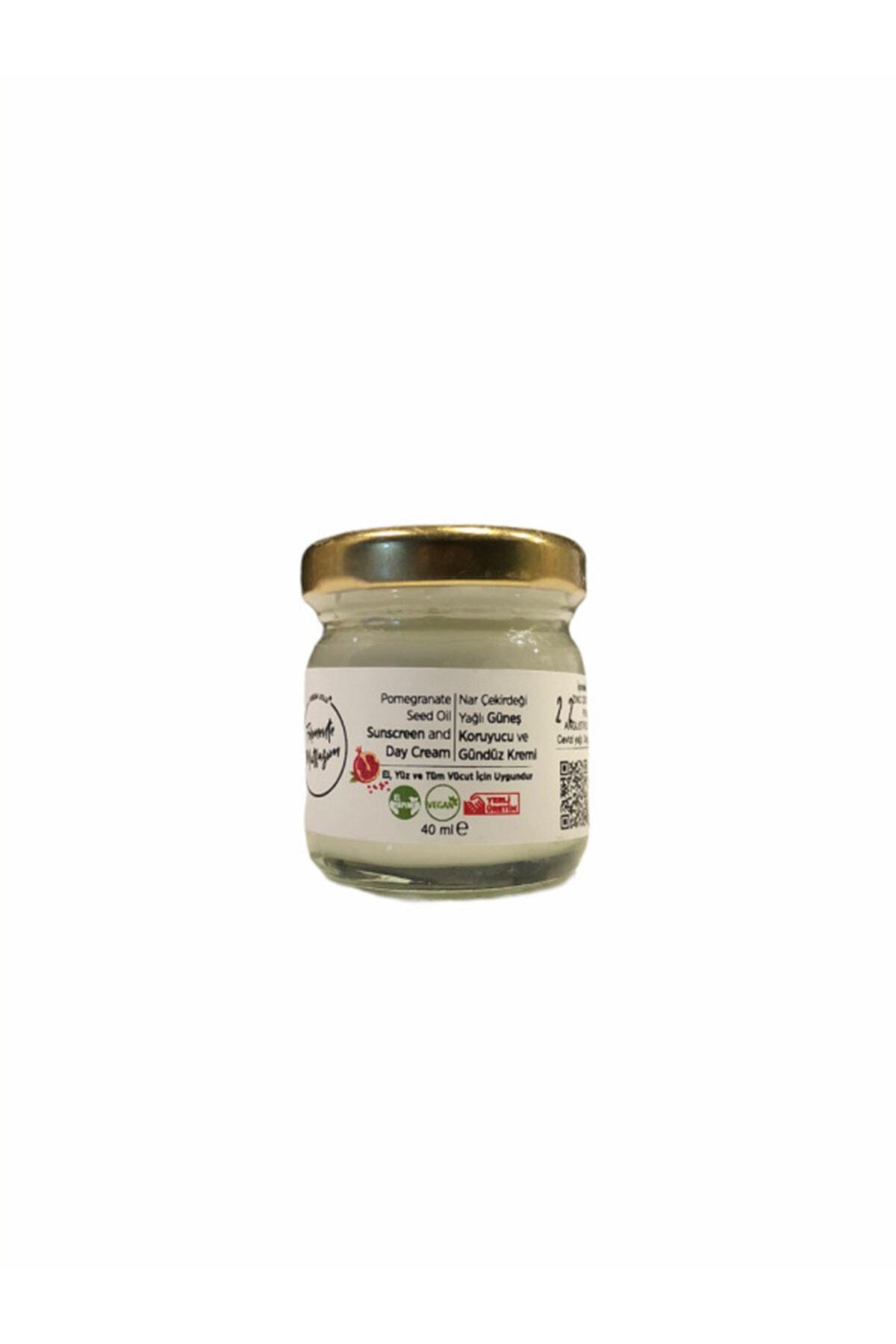 Fermente Mutfağım Nar Çekirdeği Yağlı Gündüz Kremi 40 ml 1