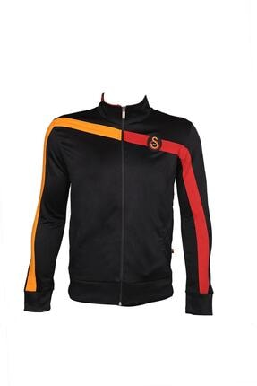 Galatasaray Unisex Siyah Sweatshirt