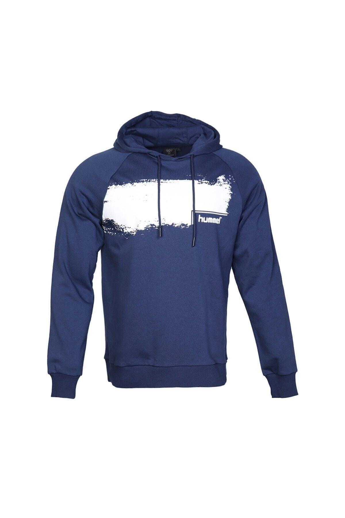HUMMEL Erkek Mavi Sweatshirt 920447-7480 2