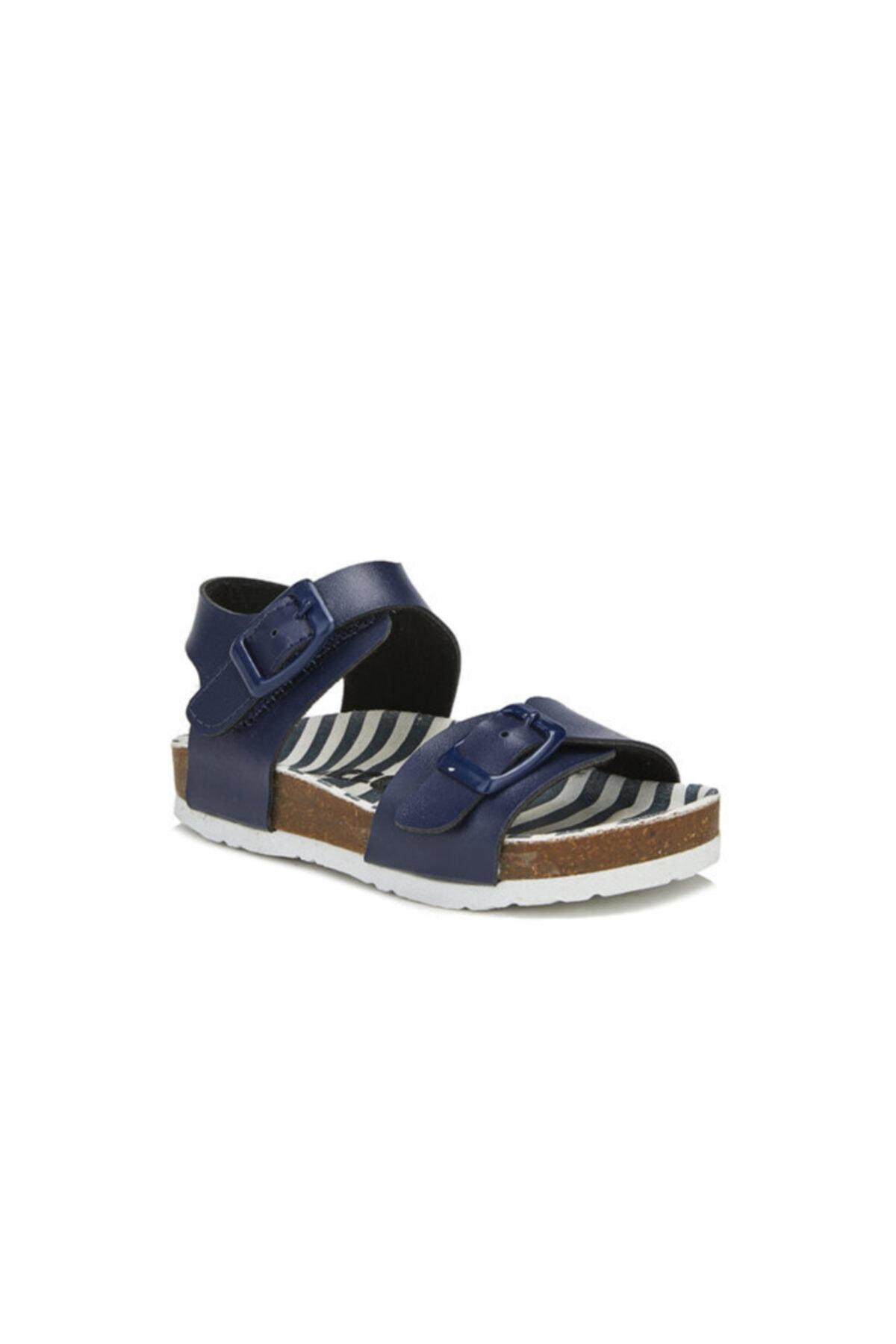 Vicco Bonbon Unisex Bebe Lacivert Sandalet 1