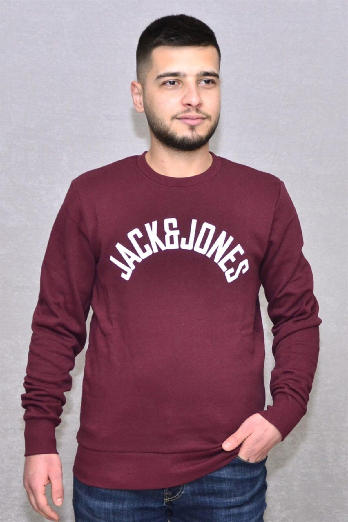 Jack & Jones Jack Jones Jorcast Erkek Sweat 12176239 1