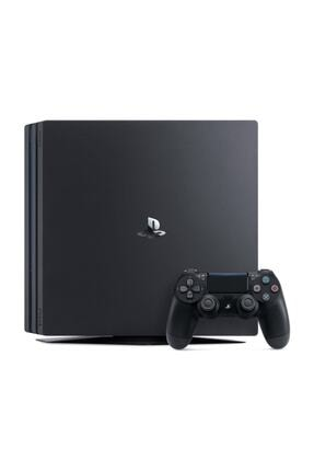 Sony Playstation 4 Pro 1 Tb Cuh-7216b Jet Black Türkçe Menü (Teşhir)