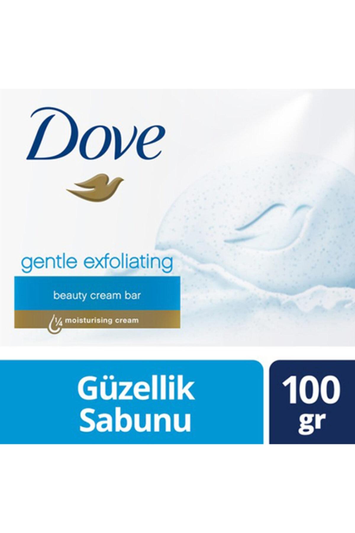 Dove Sabun 100gr Gentle Exfoliating Güzellik Sabunu 1