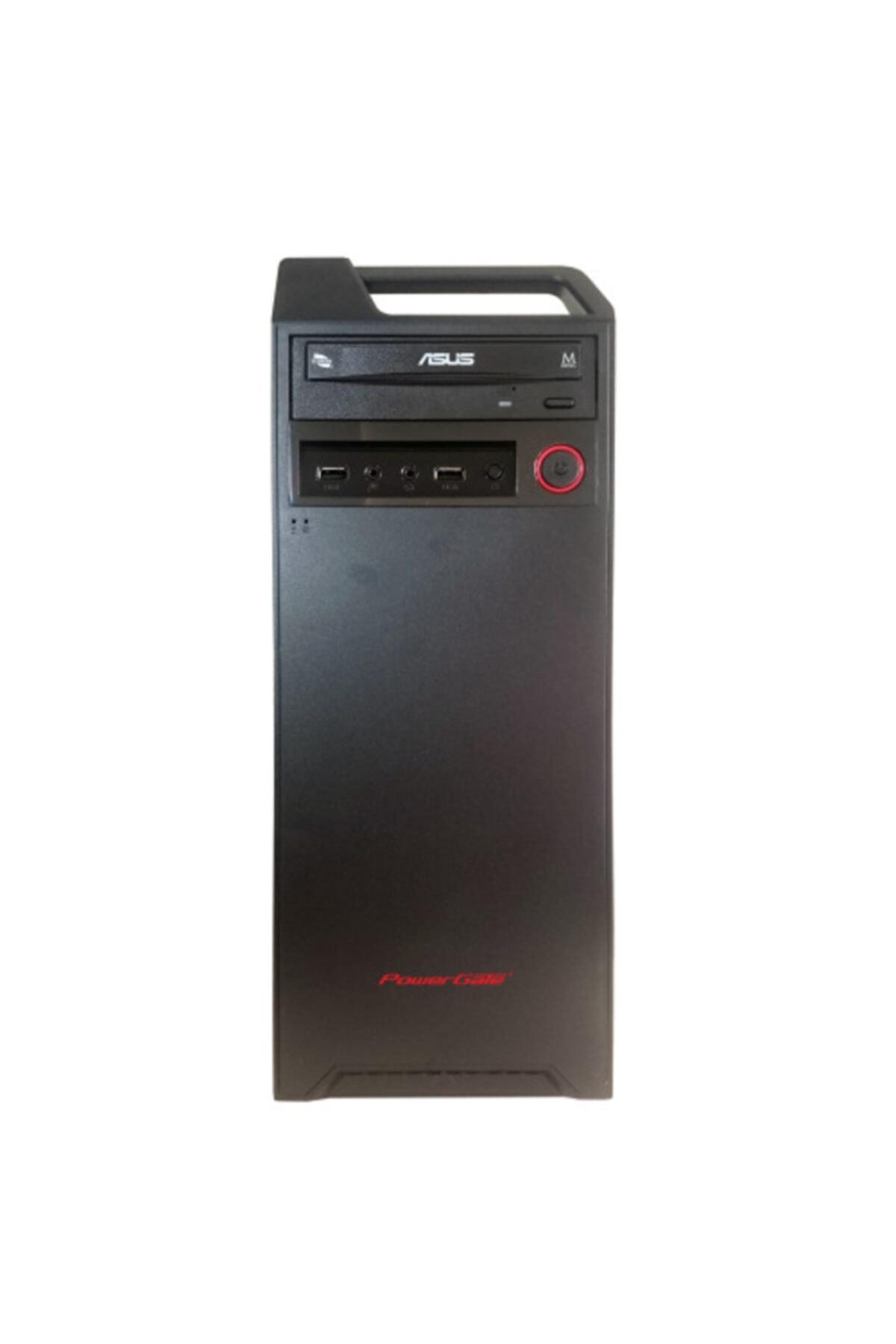 Powergate Pg Dalaman I3-7100 8gb Ram, 240gb Ssd, Paylaşımlı Ekran Kartı, Free Dos Masaüstü Pc 2