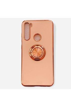 Sunix Xiaomi Redmi Note 8 Yüzük Stand Mıknatıslı Slikon Kılıf Kaliteli