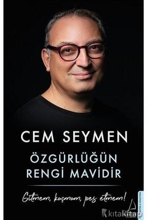 Destek Yayınları Özgürlüğün Rengi Mavidir - Cem Seymen