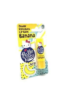 Hello Kitty Dudak Balmı - Lip Balm Banana 8680422601812