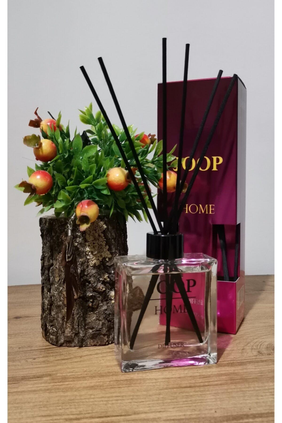 Joop Home Red Bambu Çubuklu Oda Kokusu 100 ml New Seri 1