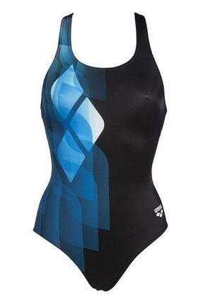 ARENA W Mirrors Swim Pro Back Kadın Yüzücü Mayo