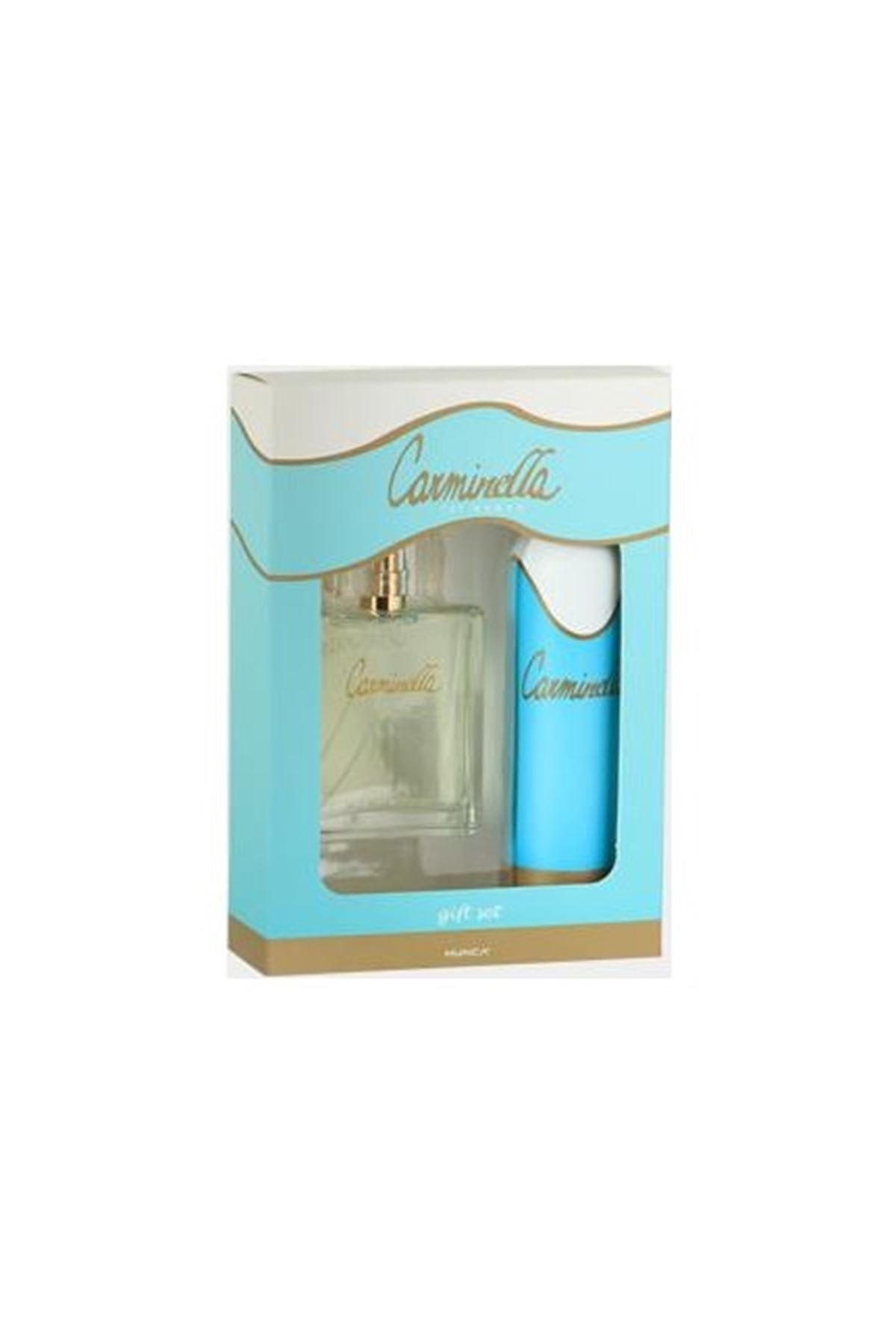 Carminella Edt 100 Ml Kadın Parfüm + 150 Ml Deodorant Set 1