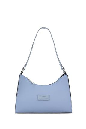 Housebags Kadın Mavi Baguette Çanta 195