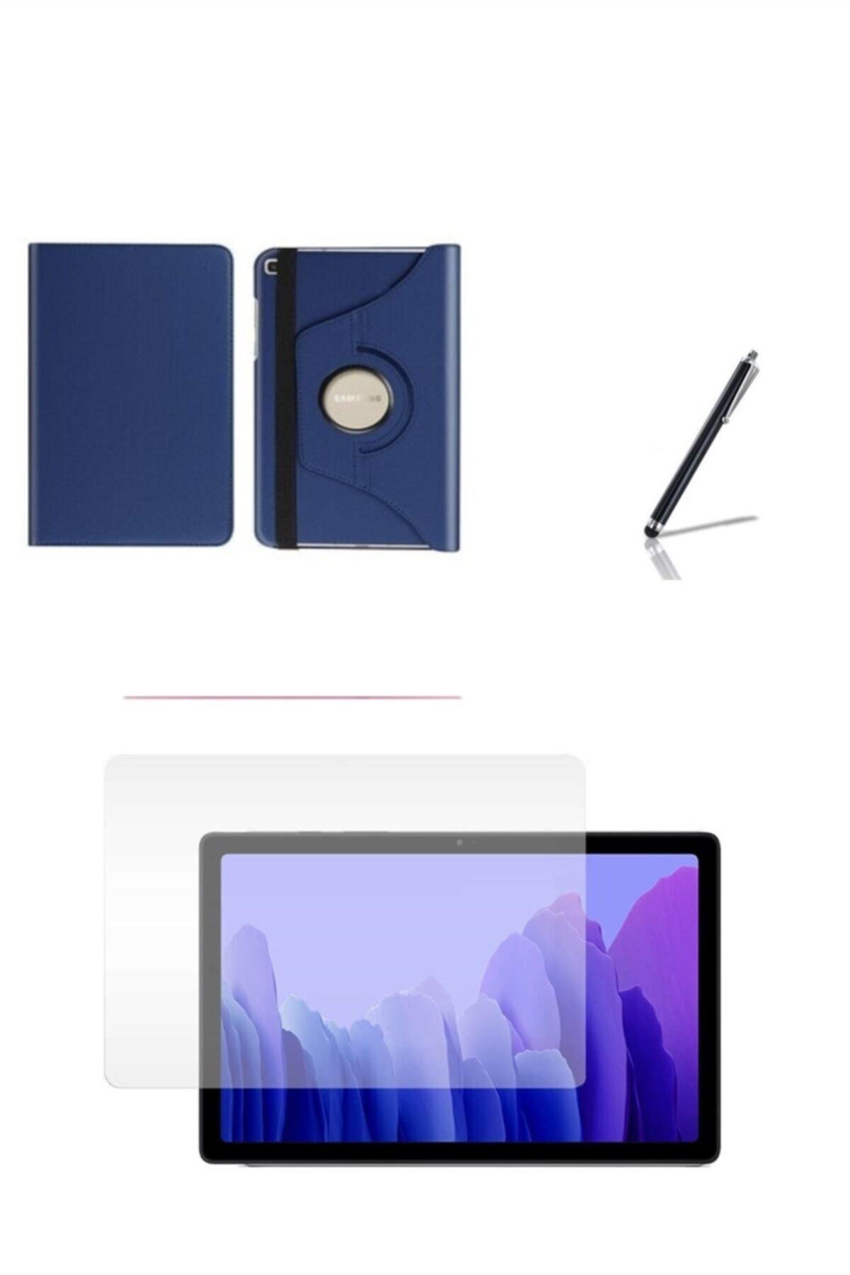 """E TicaShop Galaxy Tab A7 10.4"""" Sm-t500 Sm-t507 Uyumlu Kılıf Set 1"""
