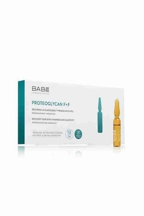 Babe Proteoglycan F+f 10'lu Ampul Anti-aging Etkili Konsantre Bakım 10x2ml