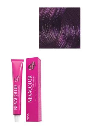 Neva Color Premium Kalıcı Saç Boyası 7.20 - Orkide Moru