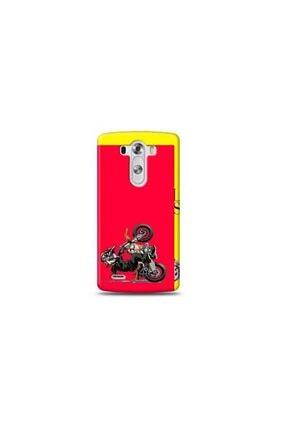 Ren Geyik Lg G3 Mini Repci Sarı Koleksiyon Telefon Kılıfı Y-srklf065