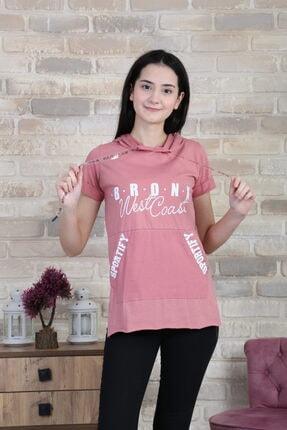 MARSÇOCUK Baskılı T-shirt