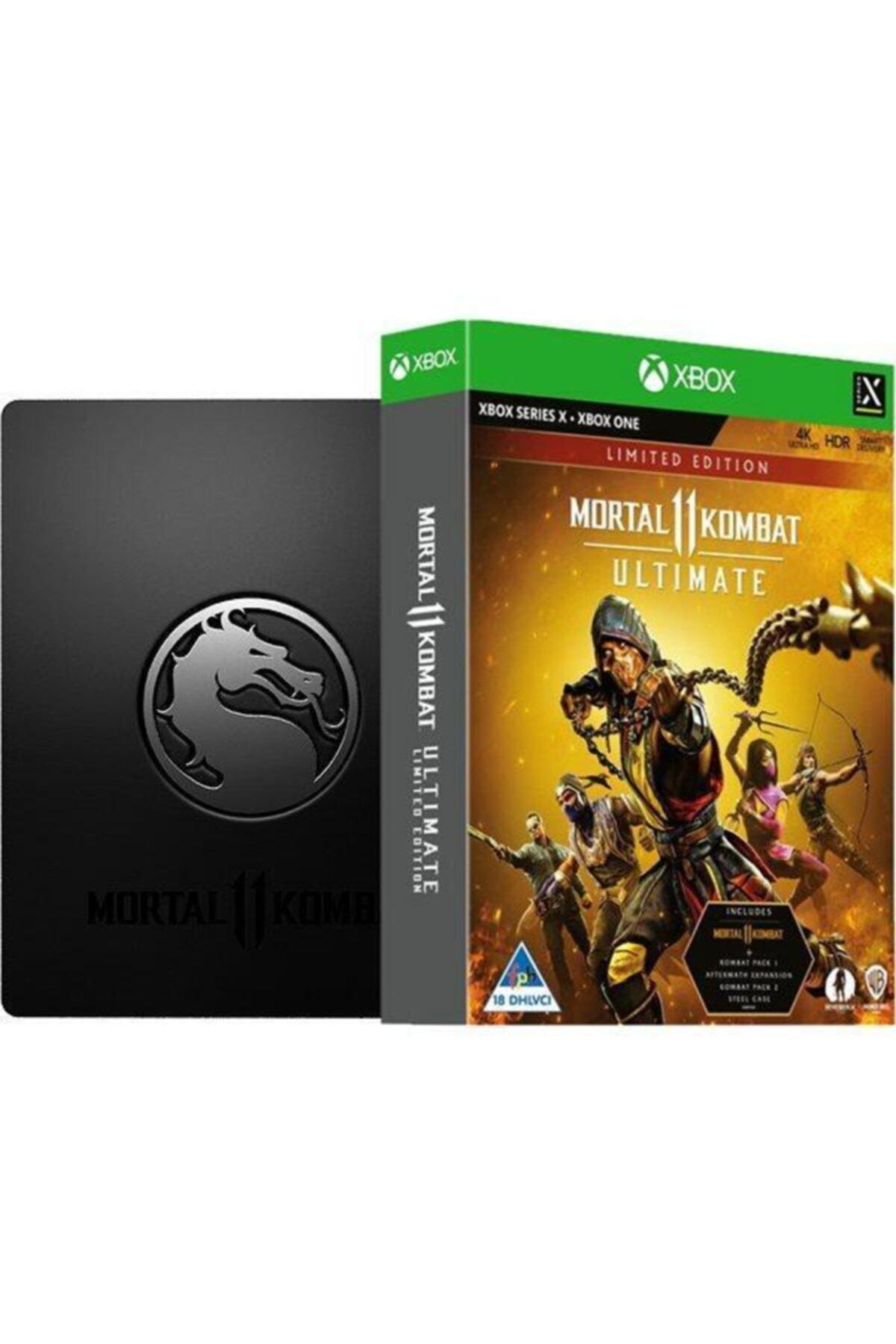 Warner Bros Mortal Kombat 11 Ultimate Limited Edition Xbox One Series X 1