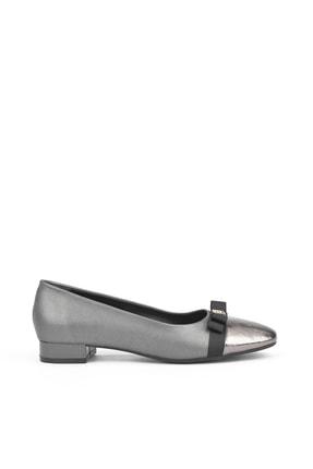 Ziya , Kadın Topuklu Ayakkabı 111415 Z544016 Platın