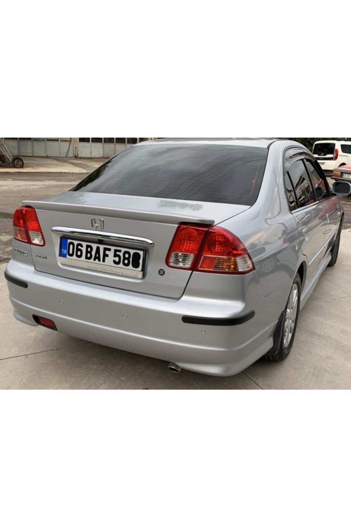 typer Honda Cıvıc Vtec2 Tampon Bandı 2001-2006 2