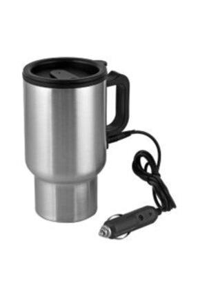 BBA HOME Araç Içi Su Isıtıcı Termos Kupa Bardak Araba Oto Çay Kahve Makinesi