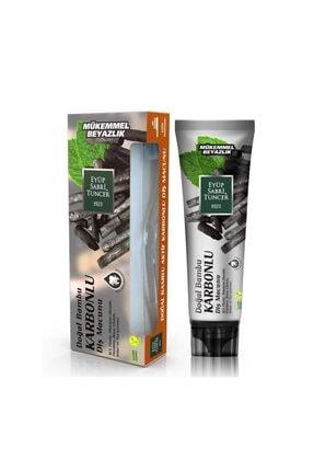 Eyüp Sabri Tuncer Aktif Bambu Karbonlu Diş Macunu 75 ml+ Diş Fırçası