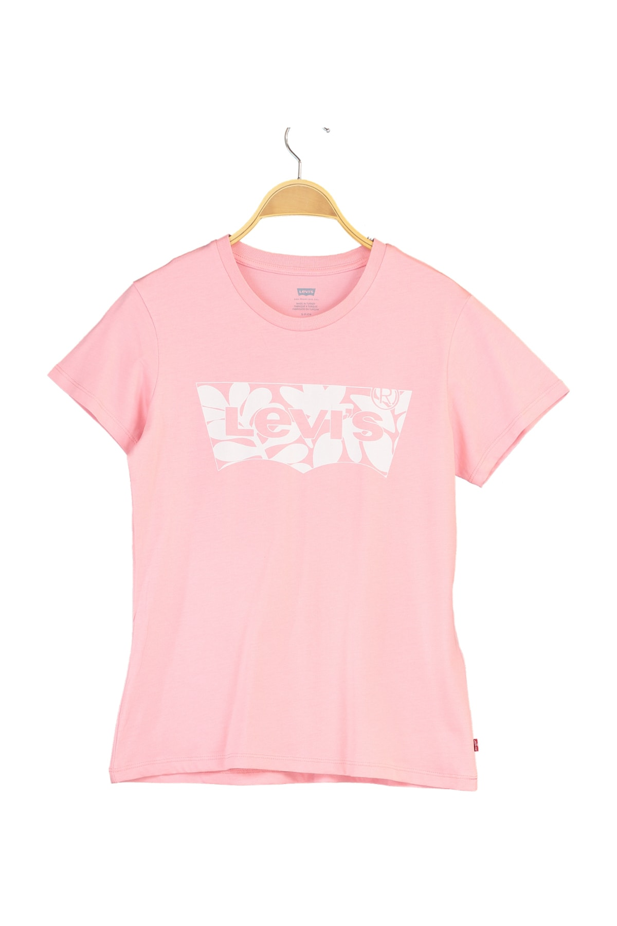 Levi's Kadın The Perfect Tee Lse_Batwıng Fıll Artıst T-Shirt 17369-1515 1