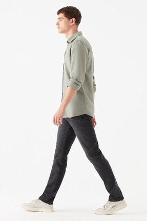 Mavi Erkek Marcus Black Pro Vintage Gri Jean Pantolon 0035132938