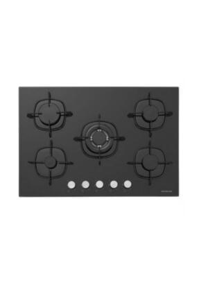 Silverline Siyah 75cm Ankastre Ocak Cs5365b01