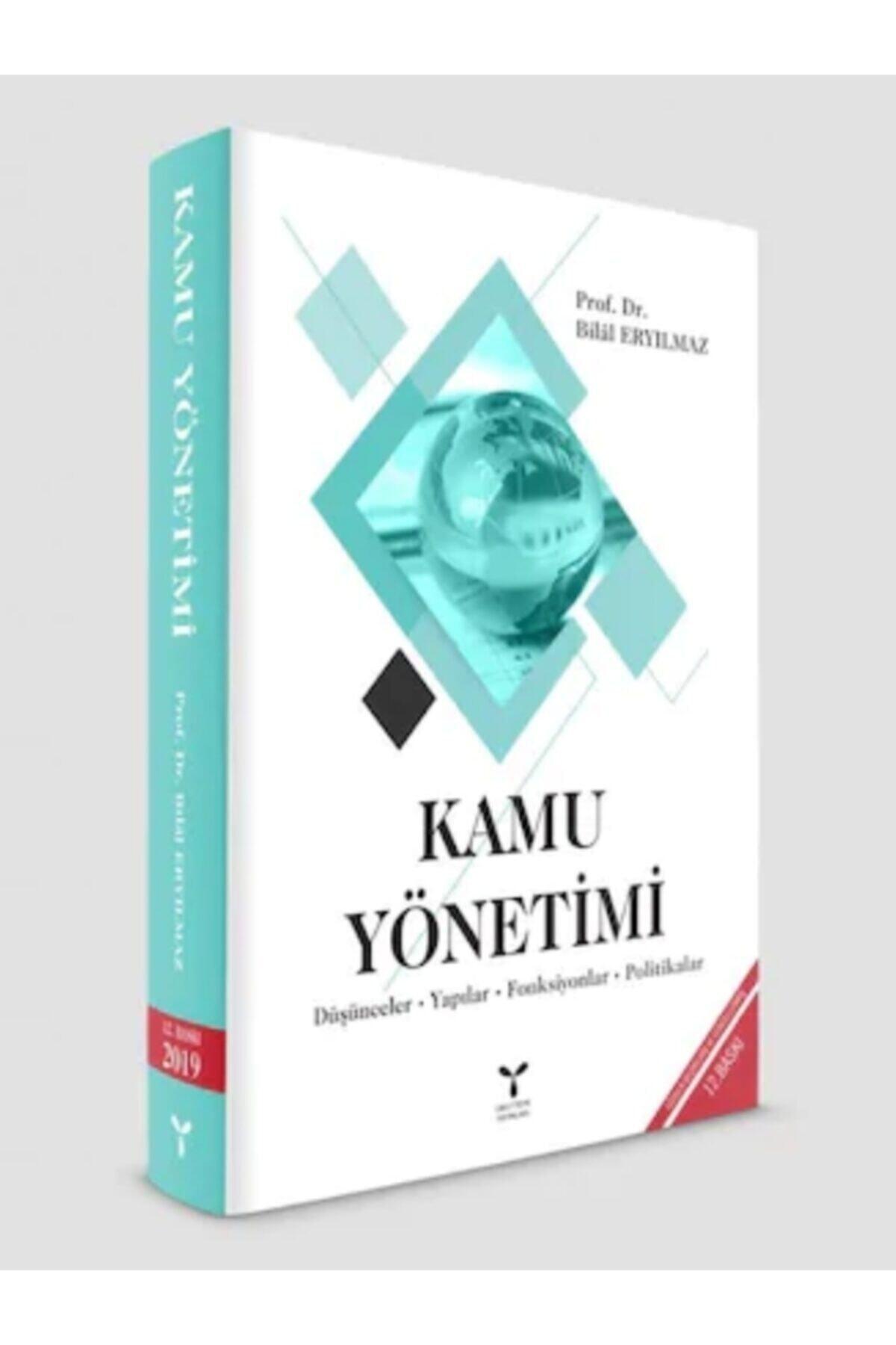Umuttepe Yayınları Kamu Yönetimi - Bilal Eryılmaz 10, Baskı 1