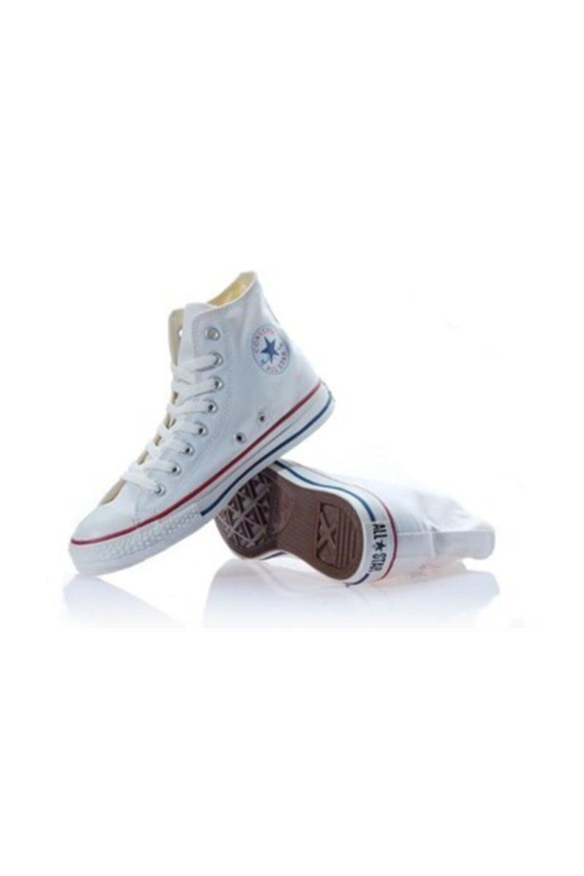 converse Erkek Beyaz Sneaker M7650c Chuck Taylor All Star Optıcal Whıte Kanvas 2