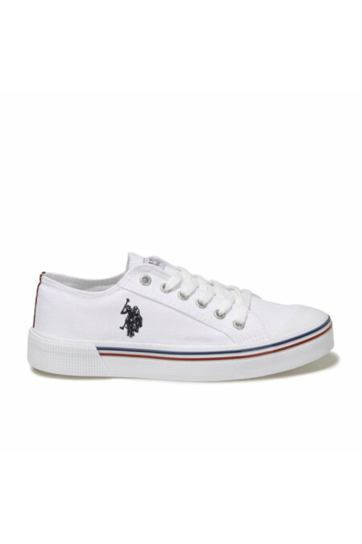U.S. Polo Assn. PENELOPE 1FX Beyaz Kadın Havuz Taban Sneaker 100696337 2