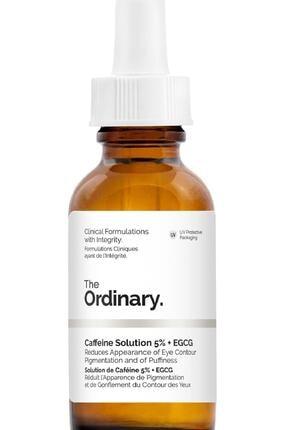 The Ordinary Göz Altı Morlukları Ve Şişkinlikler Için Caffeine Solution 5% + Egcg 769915190670