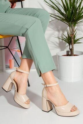 derithy Kadın Topuklu Ayakkabı