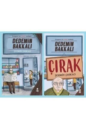 Taze Kitap Dedemin Bakkalı Seti-2li Kitap -şermin Yaşar