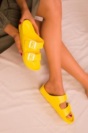 SOHO Sarı Kadın Terlik 16179