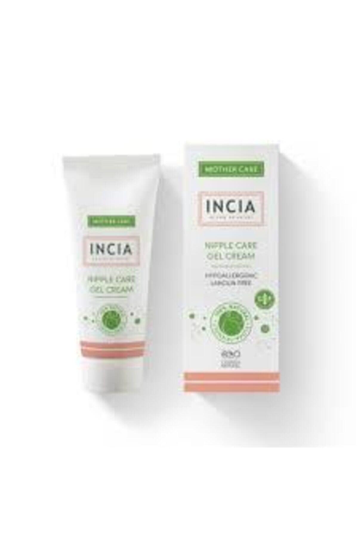 Incia Incıa %100 Doğal Göğüs Ucu Bakım Jel Kremi 1