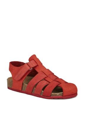 Vicco Unisex Çocuk Kırmızı Arena Sandalet