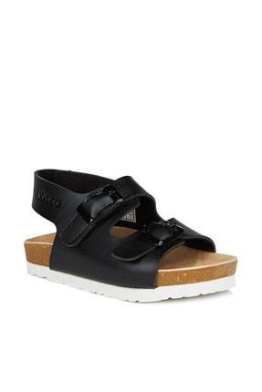 Vicco Last Unisex Bebe Siyah Sandalet