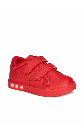 Vicco Oyo Unisex Bebe Kırmızı Spor Ayakkabı