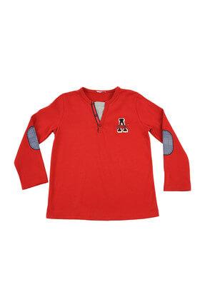 Zeyland Kırmızı Erkek Çocuk T-Shirt 82M1MST65