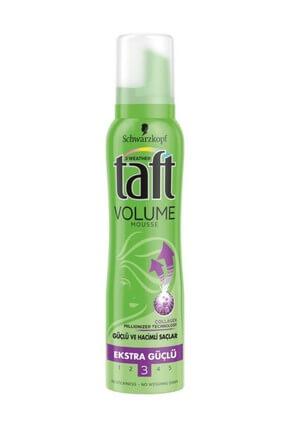 Taft Volumen Saç Köpüğü 150  ml 4015001003659