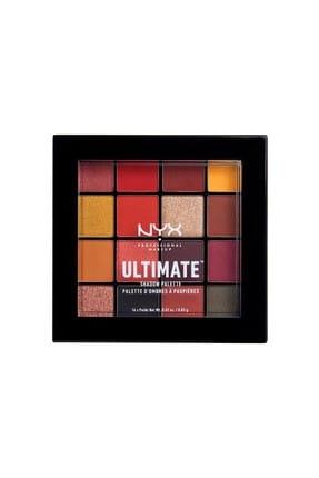 NYX Professional Makeup Göz Farı Paleti - Ultimate Shadow Palette Phoenix 800897182755