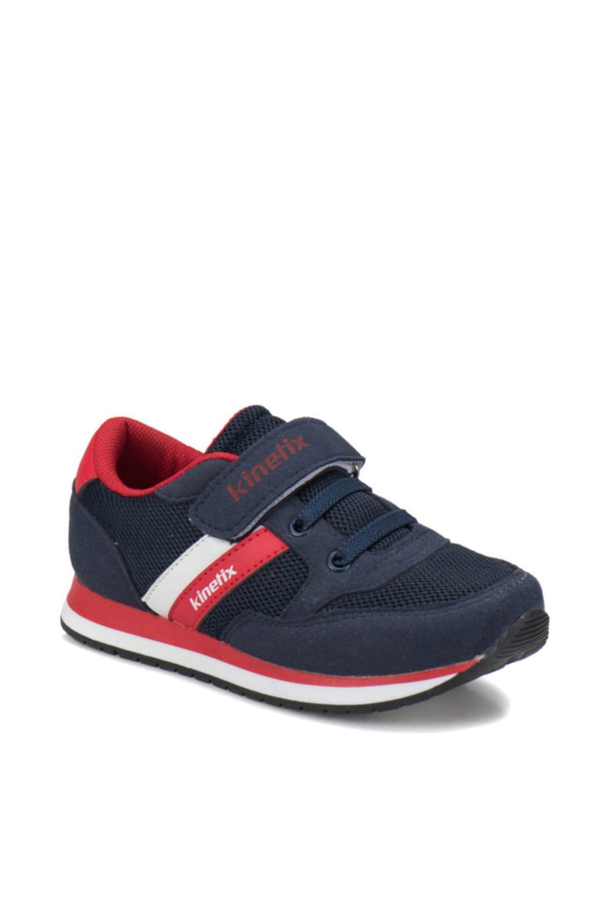 Kinetix PAYOF Lacivert Kırmızı Erkek Çocuk Sneaker 100243134 1