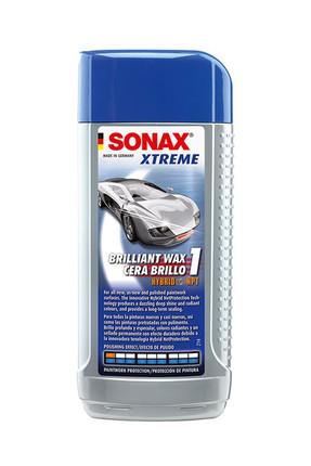 Sonax Xtreme Çizik Giderici ve Parlatıcı Cila (Hybrid NPT) - Yeni Araçlar için 250 ml.